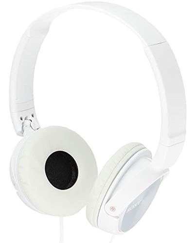 Auriculares Plegables Sony Mdrzx310-wq - Blanco Metalico