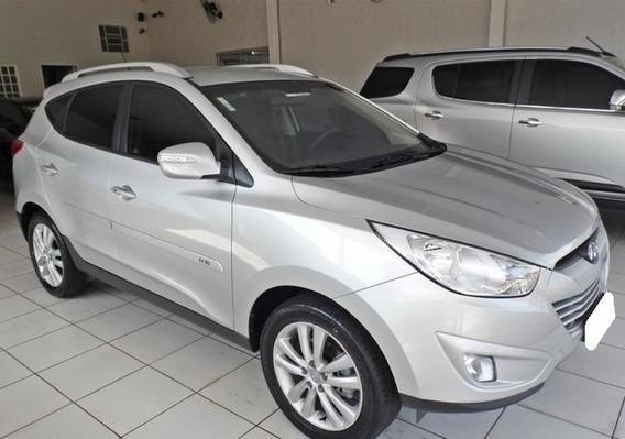 Hyundai Ix35 2.0 Mpfi Gls Prata 16v Flex 4p Aut.