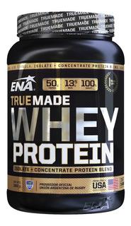Whey Protein 1 Kg Ena Truemade Concentrado Suero Lglutamina
