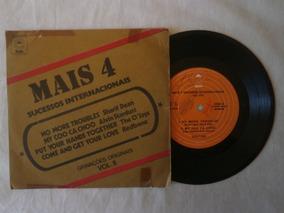 Lp Compacto Mais 4 Sucessos Internacionais 1974 Vol.8, Vinil