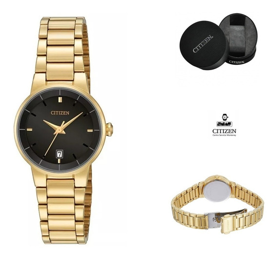 Reloj Citizen 60770 Eu6012-58e Mujer *watchsalas* Full