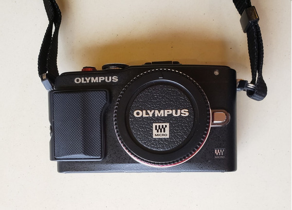 Câmera Fotográica Olympus E-pl6 Mirrorless