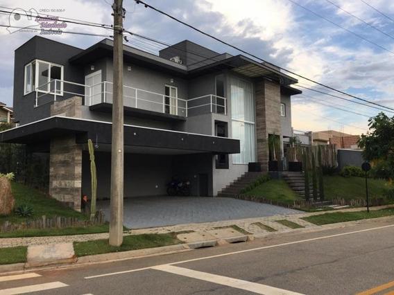 Casa Em Condomínio Para Venda Em Atibaia, Condomínio Figueira Garden, 4 Dormitórios, 4 Suítes, 5 Banheiros, 5 Vagas - Ca00380_2-688144