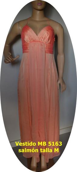 Vestido Largo De Fiesta Mb Para Dama 30v