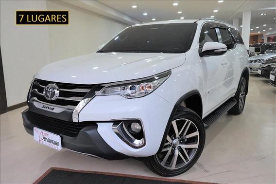Toyota Hilux Sw4 2.7 Sr 7 Lugares 4x2 Flex Automatico