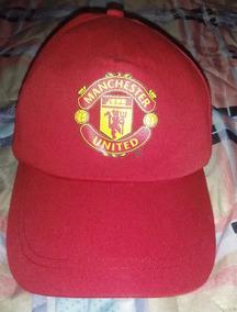 Gorra Promocional De Dhl Manchester United