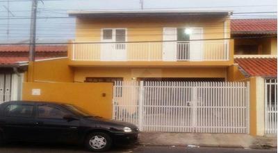 Casa Residencial À Venda, Jardim Califórnia, Indaiatuba - Ca0761. - Ca0761