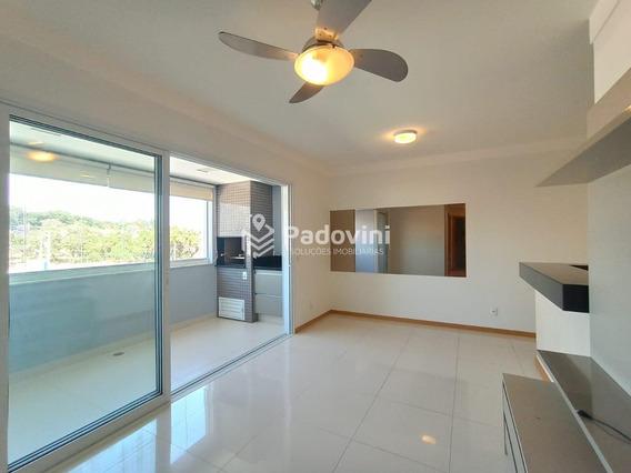 Apartamento Para Aluguel, 3 Quartos, Vila Aviação - Bauru/sp - 744