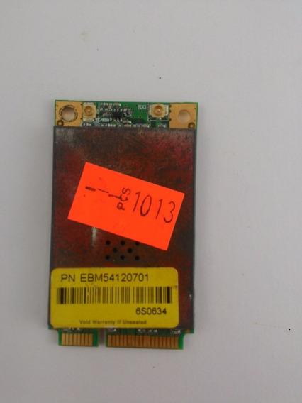 Placa Wi Fi Lg R480 R410 Qem302qce02 - Ebm54120701