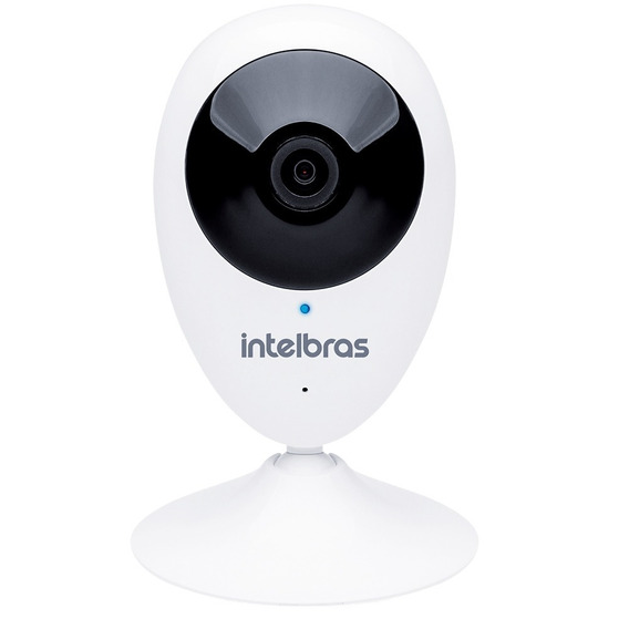 Câmera De Segurança Wi-fi Hd Ic3 Baba Eletrônica Intelbras
