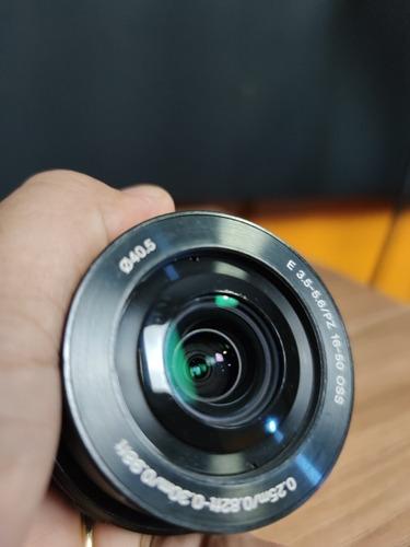 Lente Sony 16-50mm F/3.5-5.6 Oss E-mount - Para Vender