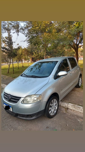 Volkswagen Fox 2009 1.6 Vht Plus Total Flex 5p