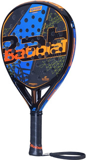 Paleta Padel Babolat Revenge Carbon 2020 Importada Funda