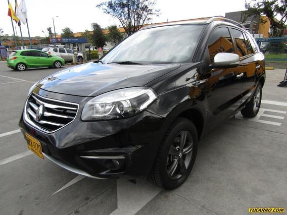 Renault Koleos Dinamique Full Equipo Bose