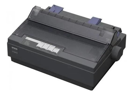 Impressora Epson Lx-300+ii - Super Conservada + Cabo + Fita