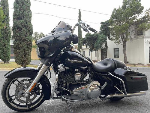Imagen 1 de 8 de Harley Davidson Street Glide Special 2016 Equipada Mofles Va