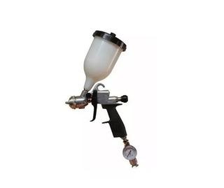 Pistola Pintar Soplete Hvlp Manómetro Marca Cane Hvg Profesional Industria Argentina