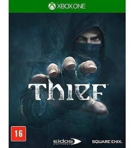 Thief Xbox One Mídia Física Lacrado Novo Rj
