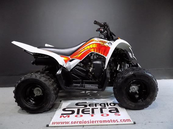 Yamaha Raptor90 Blanco 2013