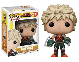 Figura Funko Pop Anime My Hero Academia - Katsuki 249