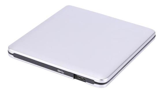 Usb 3.0 Externo Dvd/cd-rw Gravador De Unidade Slim Driver Po