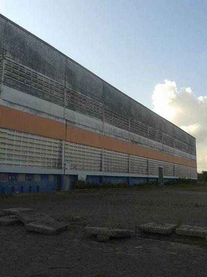 Galpão Em Garapu, Cabo De Santo Agostinho/pe De 7000m² Para Locação R$ 50.000,00/mes - Ga149106