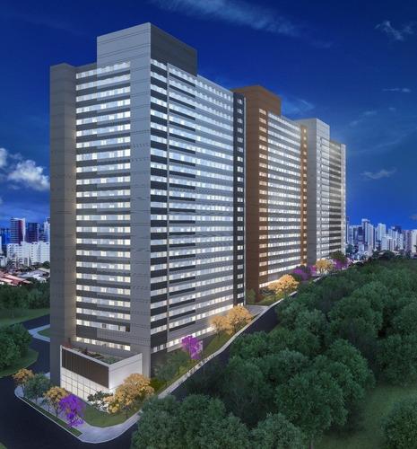 Apartamento Residencial Para Venda, Jardim Prudência, São Paulo - Ap8557. - Ap8557-inc