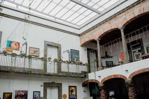 Local En Renta De 35m2 En Plaza Comercial Estilo Mexicano! Zona Centro. Blvd. 5 De Mayo!!
