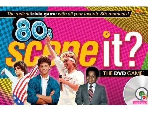 Juegos De Dvd80, Scene It Juego Con Dvd Trivia Preguntas ..