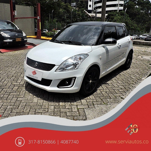 Suzuki Swift 1.4 Mt 2016