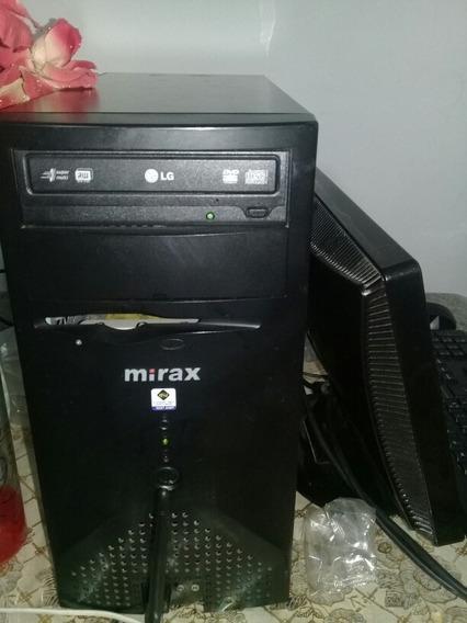 Computador Completo Com Extensão Pronto Para Ligar