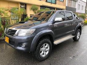 Toyota Hilux 4x4 Diesel Automatica Vigo