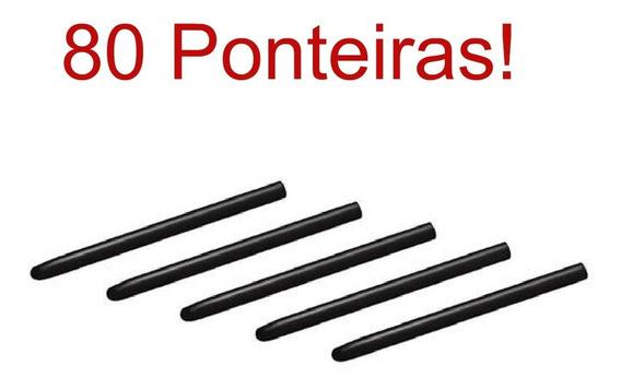 80 Pontas (ponteiras) Para Stylus Wacom Bamboo Fun