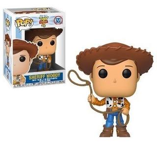 Funko Pop! - Toy Story 4 - Woody (37383) (522)