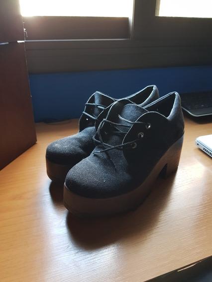 Zapato Mujer Talle 9 Poco Uso, Impecable!