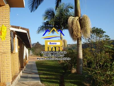 171 Ótima Chácara Para Formar Clínica Em Juquitiba, Visite!