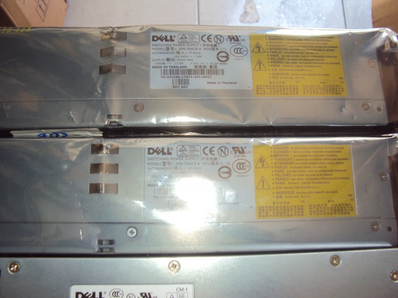 Fonte Servidor Dell Poweredge 2650 502w Dps-500cb A