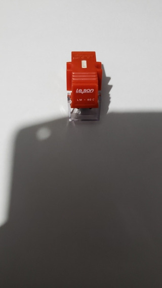 Capsula Magnetica Lm 80 Para A Agulha Ag 80 Super Nova.