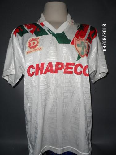 Camisa Portuguesa N#16 De Jogo Anos 90