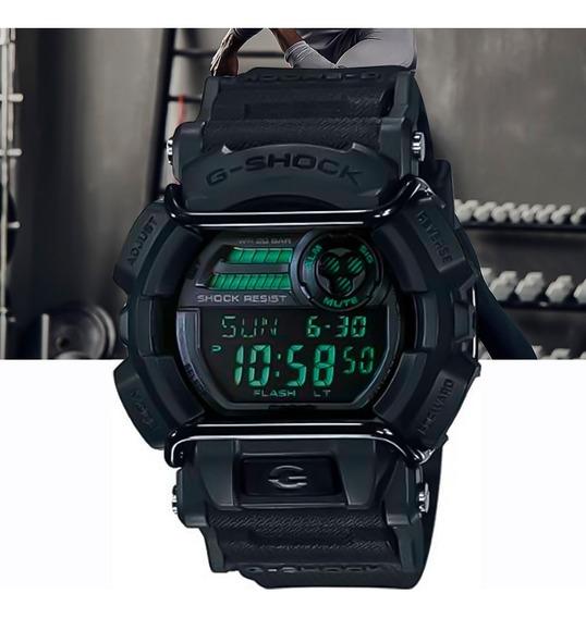 Relógio Casio G-shock Masculino Digital Gd-400mb-1dr Preto