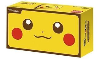 Nintendo New 2ds Xl - Edición Pikachu