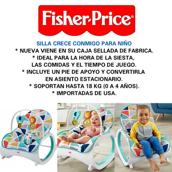 Silla Fisher Price Crece Conmigo Nuevo Modelo