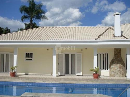 Imagem 1 de 15 de Locação  Casa 100%  Térrea Com Piscina Aquecida E  Sauna - Gv7084