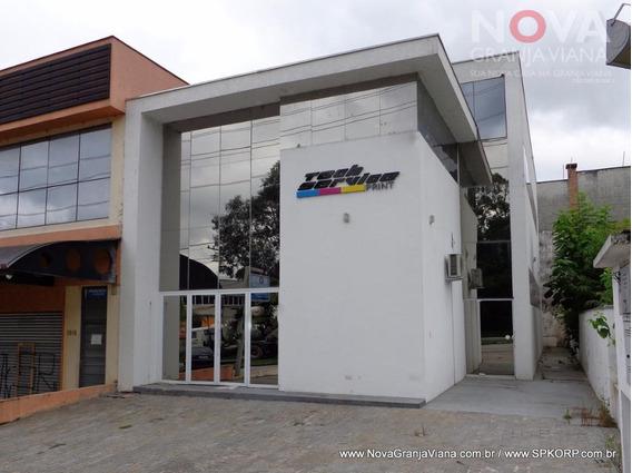 Sala Comercial Para Locação, Beverly Hills, Jandira - Sa0006. - Sa0006