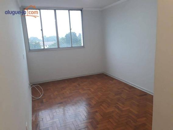Apartamento Com 1 Dormitório Para Alugar, 50 M² Por R$ 1.200/mês - Vila Adyana - São José Dos Campos/sp - Ap7499