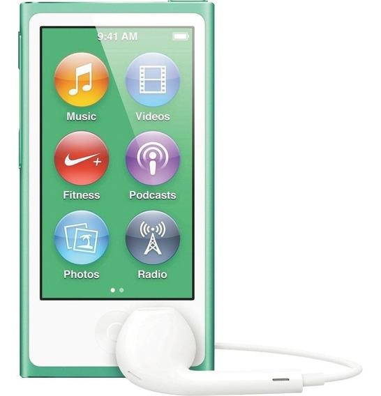 iPod Nano 7th Generation (novo) Com Garantia - Yellow