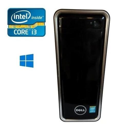 Cpu Dell Inspiron 3647 I3 Ram 4gb Hd 500 + Teclado Original
