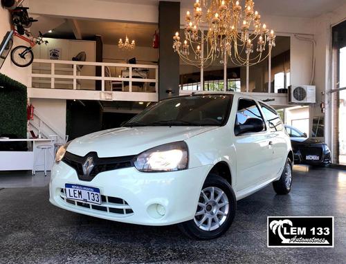 Renault Clio Mio 1.2nafta Authetinque Pack Look , Anticipo $