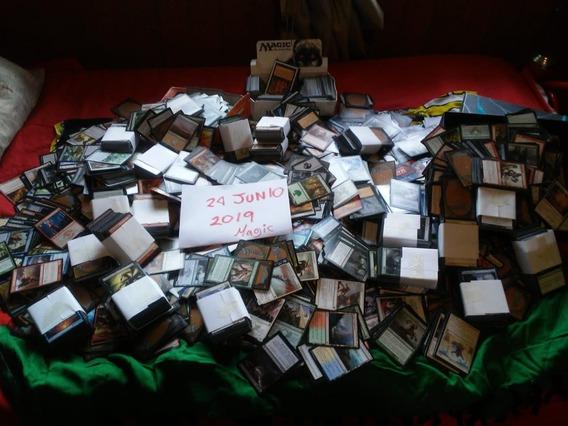 Lote De 700 Cartas Magic The Gathering