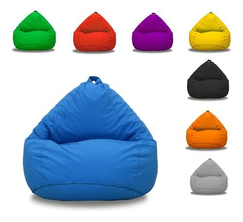Imagen 1 de 8 de Puff Poof, Amplio, Mullido Y En Variados Colores X L